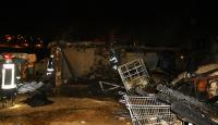 Gaziantepte yangın faciası: 7 ölü