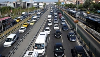 İstanbulda bugün bazı yollar trafiğe kapatılacak