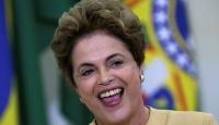 Brezilya Devlet Başkanı Rousseffe yargı yolu açıldı