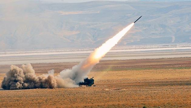 TSK Suriye'deki DAİŞ hedeflerini vurdu