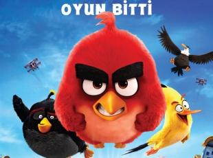 Angry Birds Film vizyona giriyor