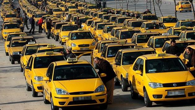 Taksimetrelerin muayene etiketleri göz önünde olacak