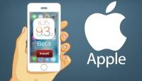 Apple iOS 9.3.2 güncellemesini yayınladı