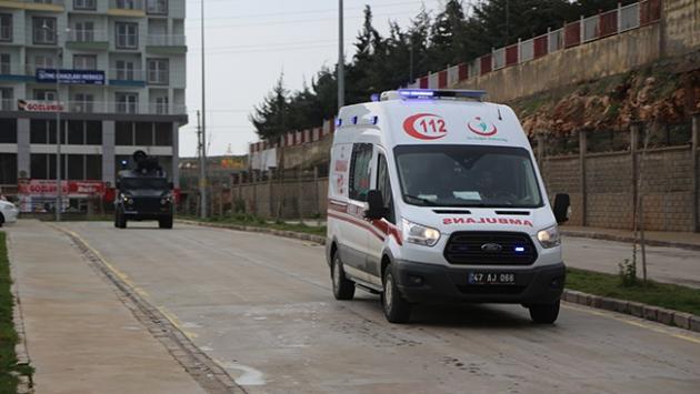 Nusaybinde patlayıcı tuzağı: 1i ağır 7 yaralı