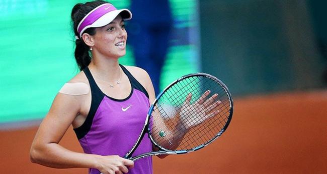 İpek Soylu Roland Garrosta 2. tura yükseldi