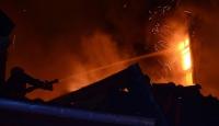 Okullardaki yangınlara otomatik kapılı önlem