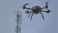 Gaziantepte insansız hava aracı düştü