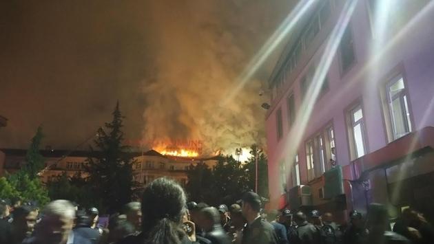 Ankara Numune Hastanesinde Son Durum