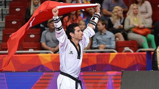 Servet Tazegül Avrupa şampiyonu oldu