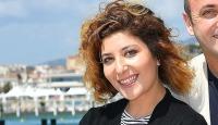 Oyuncu Şebnem Bozoklu Cannesda çantasını çaldırdı