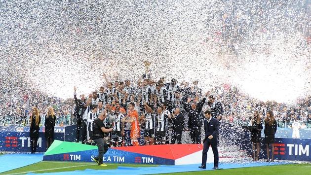 İtalya Kupası Juventusun