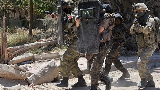Operasyonlarında 10 terörist etkisiz hale getirildi