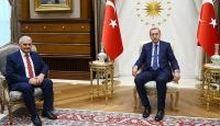 Cumhurbaşkanı Erdoğan, hükümeti kurma görevini Yıldırıma verdi