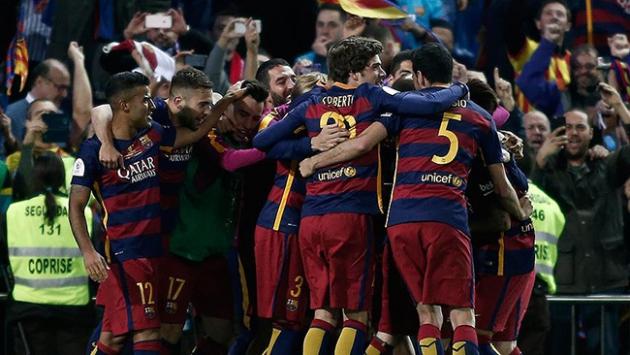 Kral Kupası Barcelonanın