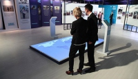 İnsanlık İçin Birleşen Millet, Türkiye sergisi ziyarete açıldı