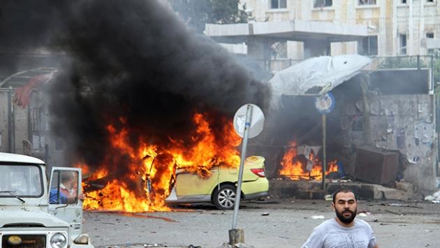 Suriyenin iki kentinde patlama: 65 ölü