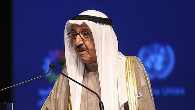 Kuveyt Emiri Sabah: İnsani faaliyetleri canlandırmamız gerekiyor