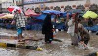 Yemende sel felaketi: 20 ölü