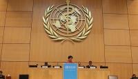 Dünya Sağlık Asamblesi Cenevrede başladı