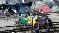 İdomenideki sığınmacılar diğer kampları istemiyor