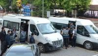 Zonguldaktaki FETÖ/PDY operasyonu