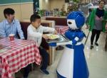 Çinde Robot Restoran