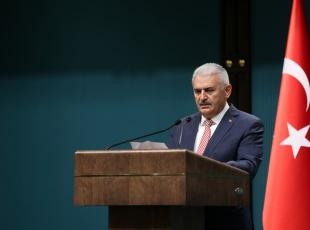 Başbakan kabineyi açıkladı