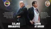 Obradovic ve Ataman 26. kez karşı karşıya