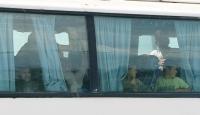 İdomeni kampında bulunan sığınmacılar tahliye ediliyor