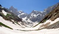Küresel ısınma Cilo Dağını da vurdu
