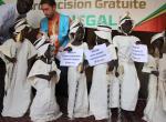 Senegalde sağlıklı sünnet organizasyonu