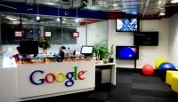 Googleın Paris ofisine baskın