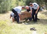 TEM Otoyolu kenarında erkek cesedi bulundu