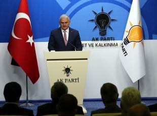 Başbakan Yıldırım, MYKyı açıkladı