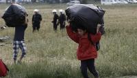 İdomeniden 2 bin 31 sığınmacı tahliye edildi