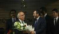 Kültür ve Turizm Bakanı Nabi Avcı görevi Mahir Ünaldan devraldı