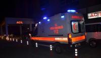 Bitliste karakola taciz ateşi: 1 asker yaralı