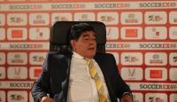 Maradonadan Dilma Rousseffe destek açıklaması