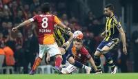 Galatasaray ile Fenerbahçe 383. kez karşı karşıya