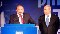 Aşırı sağcı Libermanın partisi İsrail hükümetinde