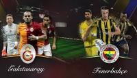 Türkiye Kupasında F.Bahçe-G.Saray rekabeti