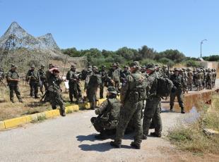 Efes-2016 Birleşik Müşterek Fiili Atışlı Tatbikatı