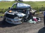 Ağrıda kamyonetle tır çarpıştı: 1 ölü, 1 yaralı