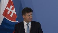 Slovak Bakan Lajcak BM Genel Sekreterliğine aday