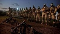 İsrail bu kez Kassam Tugaylarını vurdu