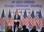 Japonyada G7 Dışişleri Bakanları Zirvesi