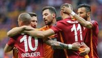 Duran topla en çok Galatasaray attı