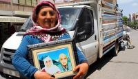 Terör mağduru kadın annesinin hatırasına kavuştu
