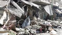 Yine İdlib, yine pazar yeri, yine katliam