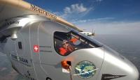 Solar Impulse 2 dünya turunun 12. etabını tamamladı